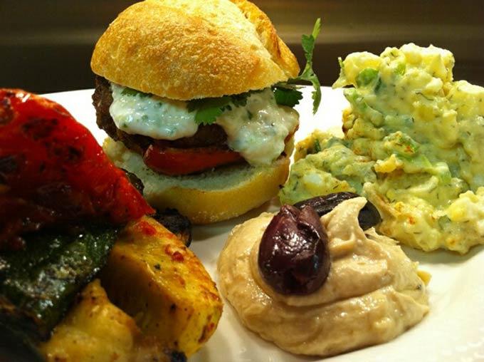 a greek feast